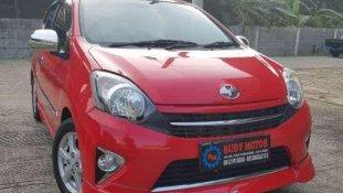 Jual Toyota Agya 2015 kualitas bagus