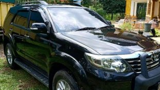Jual Toyota Fortuner G 2011