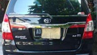 Toyota Kijang Innova 2.5 G 2012 MPV dijual