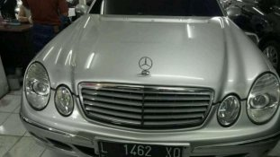 Jual Mercedes-Benz E-Class 2003 kualitas bagus