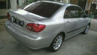 Jual Toyota Corolla Altis 2004, harga murah