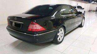 Jual Mercedes-Benz S-Class 2005 termurah