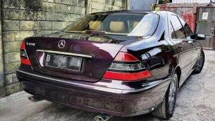Jual Mercedes-Benz S-Class 2001