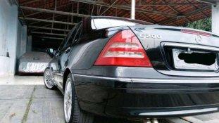 Jual Mercedes-Benz C-Class C200 2001