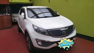 Dijual mobil bekas Kia Sportage Option SE 2.0 A/T 2011, DKI Jakarta