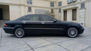 Jual Mercedes-Benz S-Class 2004, harga murah