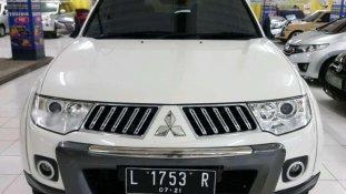 Mitsubishi Pajero Sport Exceed 2011 MPV dijual