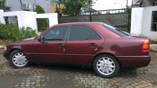 Jual Mercedes-Benz C-Class 1994, harga murah
