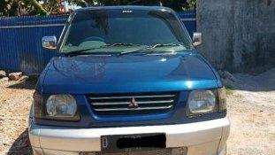 Mitsubishi Kuda Super Exceed 2000 MPV dijual