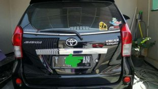 Toyota Avanza Luxury Veloz 2015 MPV dijual