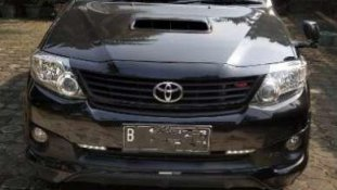Jual Toyota Fortuner 2014 kualitas bagus
