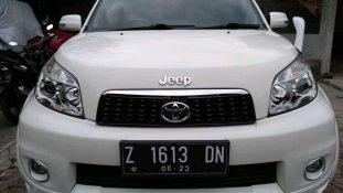 Toyota Rush G 2013 SUV dijual