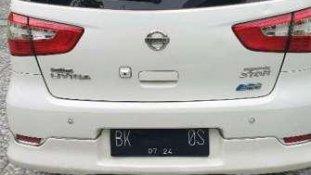Nissan Grand Livina Highway Star 2014 MPV dijual