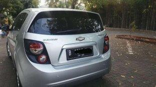 Chevrolet Aveo LT 2012 Hatchback dijual
