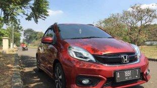 Jual Honda Brio 2017 termurah