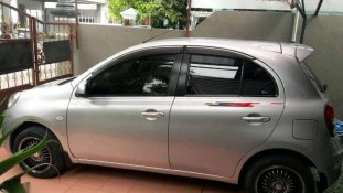 Butuh dana ingin jual Nissan March 1.2L 2012