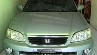Jual Honda City 2002 termurah
