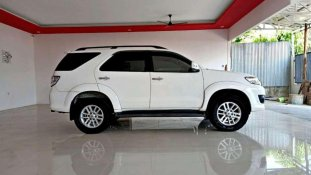 Jual Toyota Fortuner G Luxury kualitas bagus