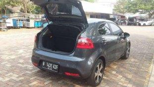 Kia Rio 1.5 Manual 2014 Hatchback dijual
