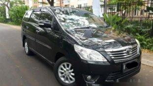 Jual Toyota Kijang Innova V 2013