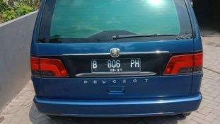 Peugeot 806 2001 MPV dijual