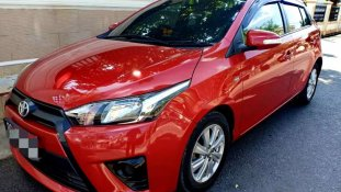Toyota Yaris E 2015 Hatchback dijual
