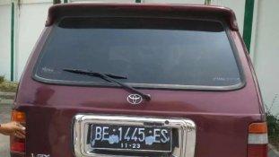 Toyota Kijang LGX 1998 MPV dijual