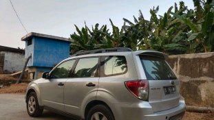 Jual Subaru Forester 2010, harga murah