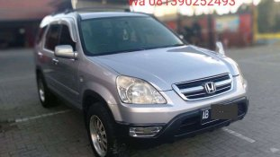 Butuh dana ingin jual Honda CR-V 2.0 i-VTEC 2002