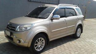 Jual Daihatsu Terios TX Adventure 2010 mobil bekas di Lampung
