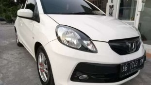 Honda Brio Satya 2014 Hatchback dijual