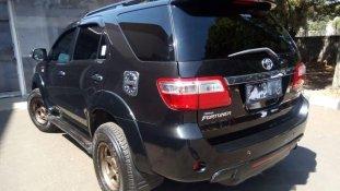 Toyota Fortuner G Luxury 2009 SUV dijual