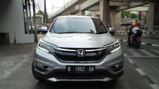 Honda CR-V 2.4 2015 SUV dijual