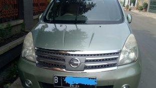 Jual Nissan Grand Livina 1.5 Ultimate 2010 mobil bekas di Banten