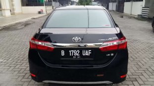 Jual Toyota Corolla Altis G 2015