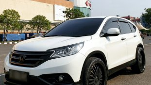 Jual cepat Honda CR-V 2.4 i-VTEC 2013 di DKI Jakarta
