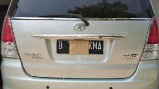 Toyota Kijang Innova G Luxury 2010 MPV dijual
