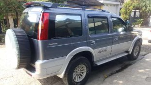 Jual Ford Everest 2004 termurah