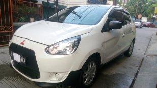 Jual mobil Mirage GLX 2015 bekas murah di DKI Jakarta