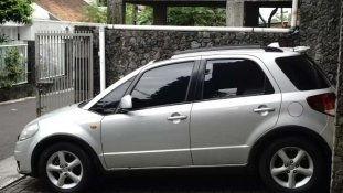 Suzuki SX4 X-Over 2007 Crossover dijual