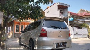 Jual Nissan Grand Livina Highway Star Autech 2012