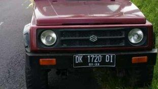 Butuh dana ingin jual Suzuki Katana 1997