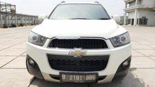 Jual Chevrolet Captiva Pearl White 2011