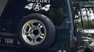 Jual Suzuki Grand Vitara 1993 kualitas bagus