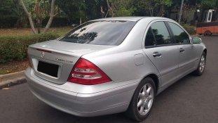 Jual Mercedes-Benz C-Class 2004 termurah