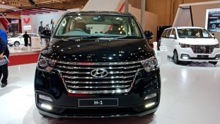 Promo Khusus Hyundai H-1 XG CRDi 2019 di DKI Jakarta