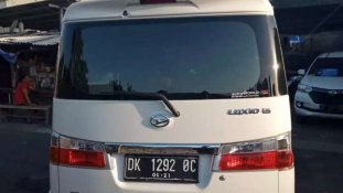 Jual Daihatsu Luxio 2016 kualitas bagus