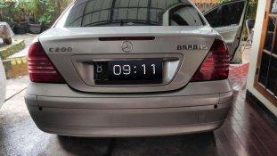 Mercedes-Benz C-Class C200 2002 Sedan dijual