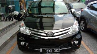 Jual Mobil Toyota All New Avanza Hitam 1.3 Tipe G Manual Tahun 2013 DKI Jakarta