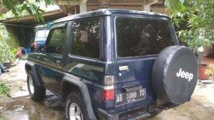 Daihatsu Taft 1991 SUV dijual